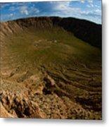 Barringer Meteor Crater #3 Metal Print