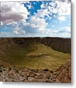 Barringer Meteor Crater #5 Metal Print
