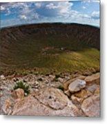 Barringer Meteor Crater #6 Metal Print