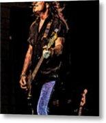 Barry Dunaway V Metal Print