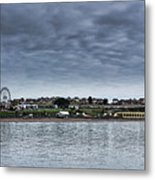 Barry Island Panorama Metal Print