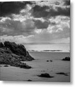 Barry Island Rocks Metal Print