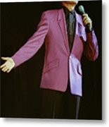 Barry Manilow-0775 Metal Print