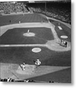 Baseball Game, 1967 Metal Print by Granger