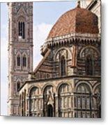 Basilica Di Santa Maria Del Fiore  Metal Print