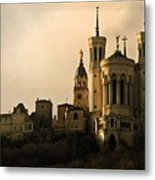 Basilica Of Our Lady Of Fourviere  Metal Print