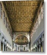 Basilica Of Saint Sabina Metal Print