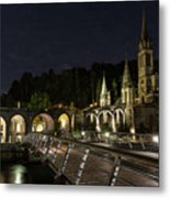 Basilica Of The Immaculate Conception Metal Print