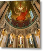 Basilica Of The National Shrine Metal Print