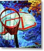 Basketball Dream Metal Print