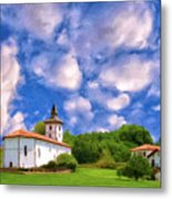 Basque Country Metal Print