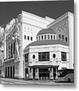 Bass Hall 5480mbwx Metal Print