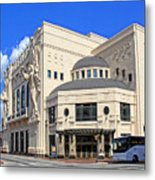 Bass Hall 5480mxx Metal Print