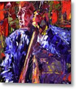 Bass Walk-up Metal Print