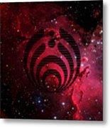 Bassnectar Galaxy Nebula Metal Print