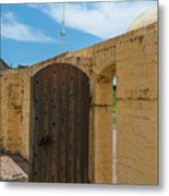 Bastion Tough Metal Print