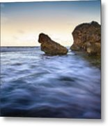 Bathsheba Flow Metal Print
