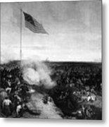 Battle Of New Orleans Metal Print