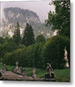 Bavaria Beauty Metal Print