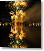 Bay City Fireworks - 2017 - 7 Metal Print