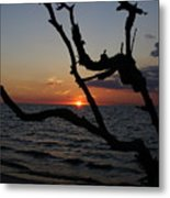 Bay Dreams Metal Print
