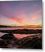 Bay Of Fundy Metal Print
