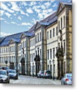 Bayreuth Street Scene Metal Print