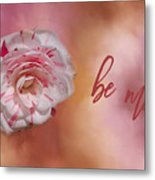 Will You Be Mine Metal Print