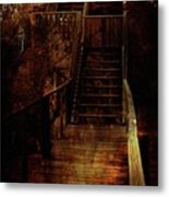 Be There By Sundown Metal Print