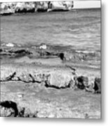 Beach At Dominican Republic Metal Print