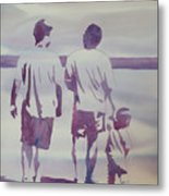 Beach Boys Metal Print