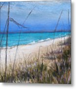 Beach Dreaming Metal Print
