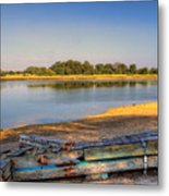 Beach Scapes  Metal Print