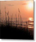 Beach Sun Metal Print