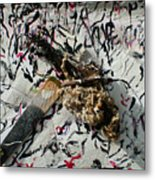Beachfound Items Metal Print