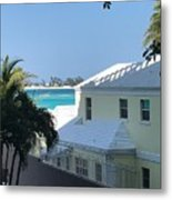 Beachfront Property Metal Print