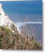 Beachy Head Sussex Metal Print