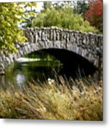 Beacon Hill Park Metal Print