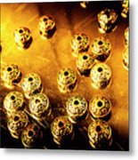 Beads From Another Universe Metal Print