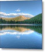 Bear Lake In Rocky Mountain National Park 2x1 Metal Print