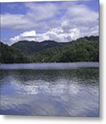 Bear Lake North Carolina Metal Print