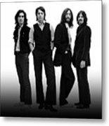Beatles 1968 Metal Print
