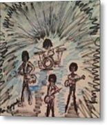 Beatles Metal Print