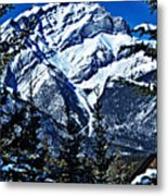 Beautiful Banff Metal Print