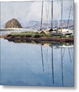 Beautiful Bay Metal Print
