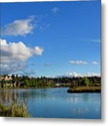 Beautiful Bend Metal Print