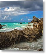 Beautiful Bermuda Metal Print