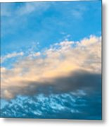 Beautiful Blue Skies Metal Print