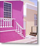 Beautiful Bo Kaap Metal Print