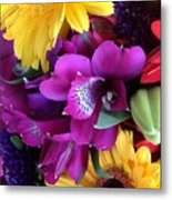 Beautiful Bouquet  Metal Print